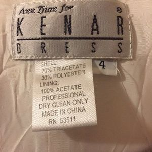 Kenar Dresses - Ann Tjian For Kenar Dress